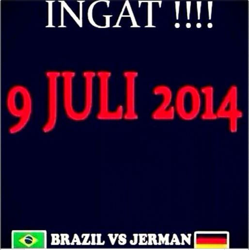 Brazil vs Germany