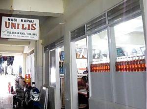 Nasi Kapau Uni Lies