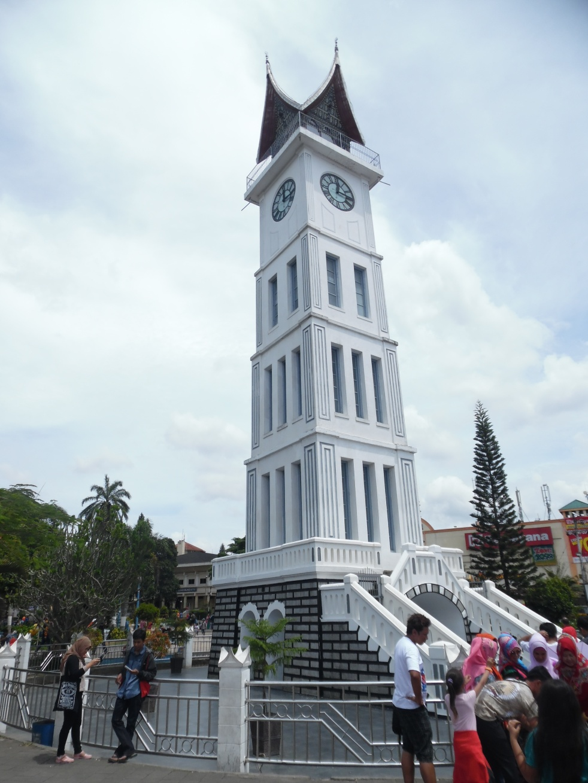 Jam Gadang Bukittingi